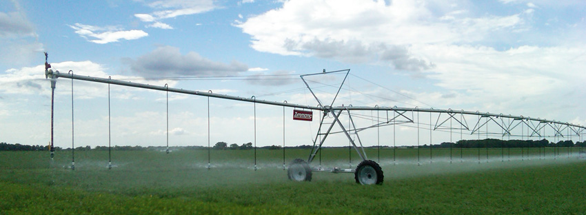 Water application at its best